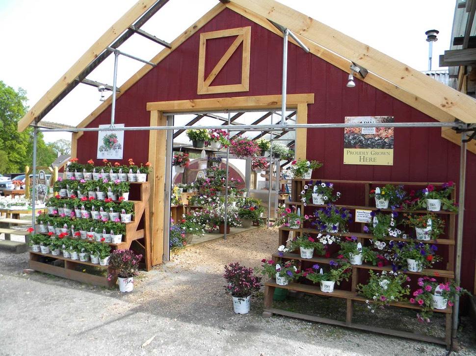 Supply For Garden Center