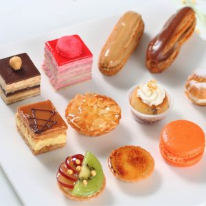mini pastries Singapore delivery