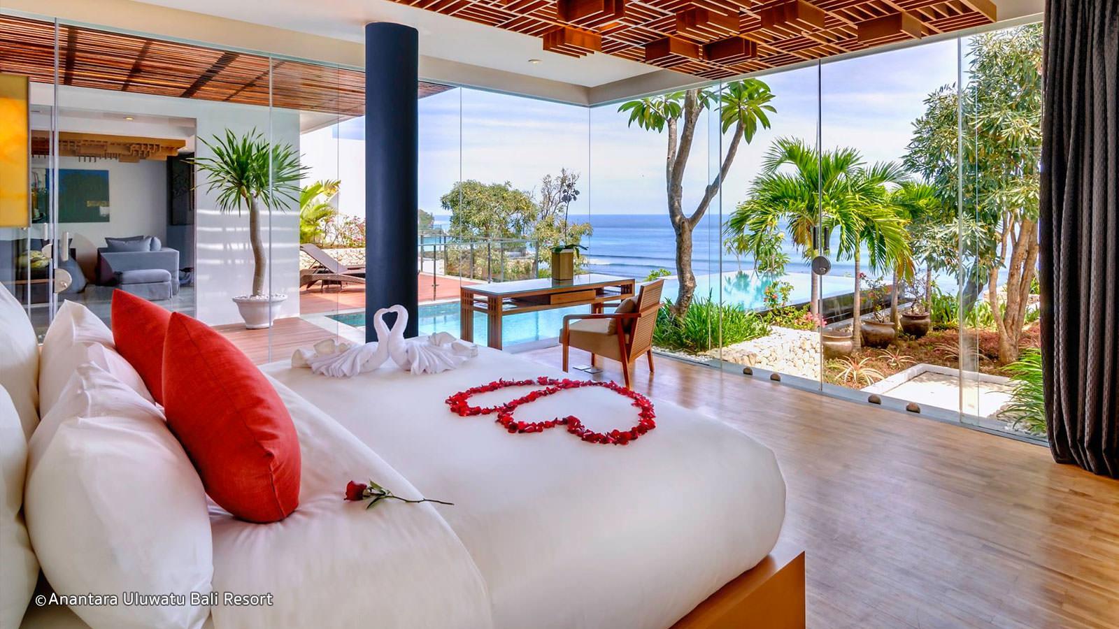 Ubud honeymoon resorts 5 star