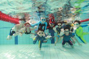 group swimming class Singapore